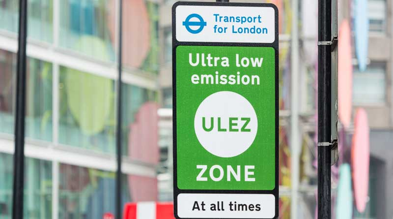 First new cameras in place in readiness for extension of London's ULEZ