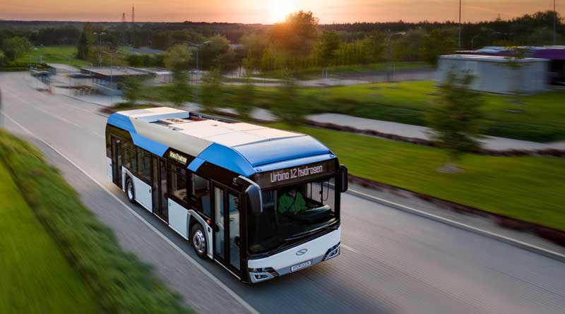 Arriva Group places first hydrogen bus order in The Netherlands