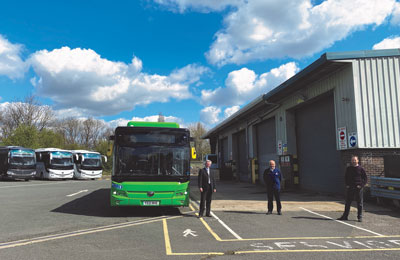 Pelican invests in new plant for final assembly of Yutong electric buses