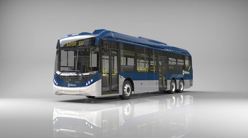 ADL to build two EVs for Transdev in New Zealand