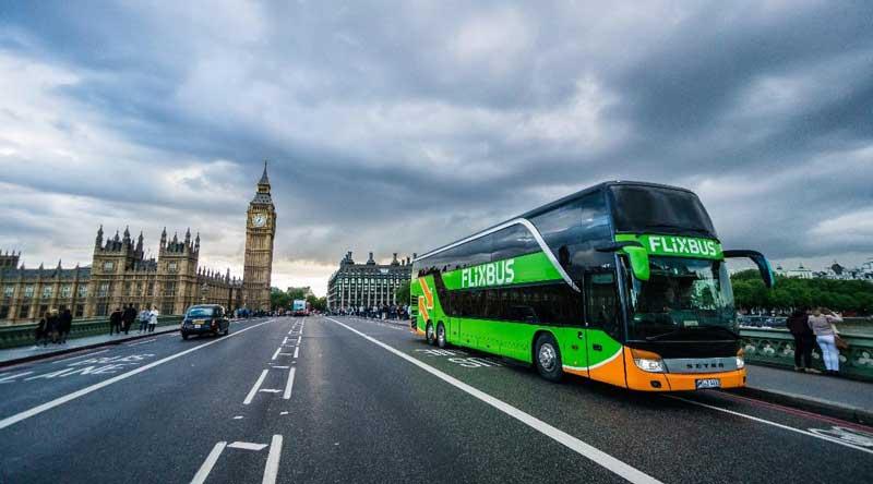 FlixMobility raises more than $650million as it eyes big UK expansion