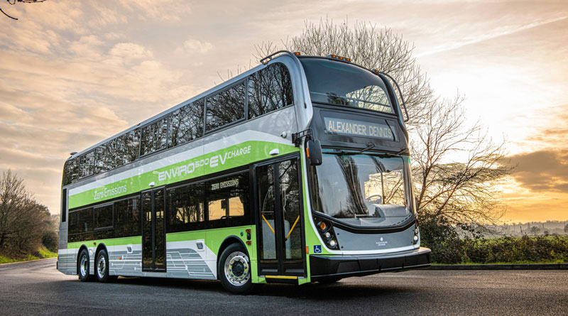 New Enviro500EV Charge for North American market