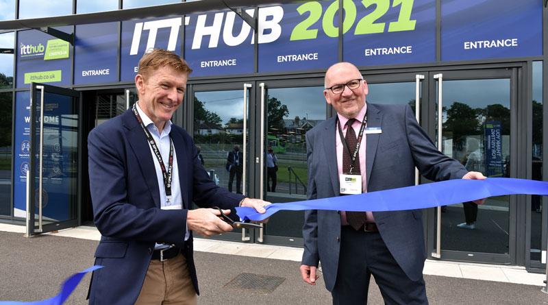 ITT Hub debut focuses on zero emission transition