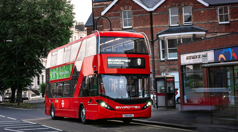 RATP Dev London to take 195 electric buses from BYD ADL