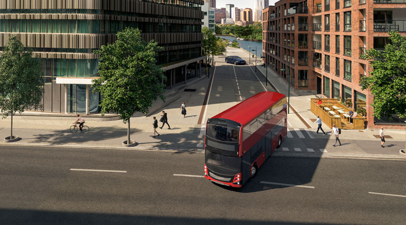 Volvo Buses launches new global BZL Electric chassis